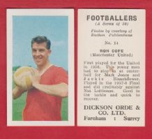 Manchester United Ron Cope 14